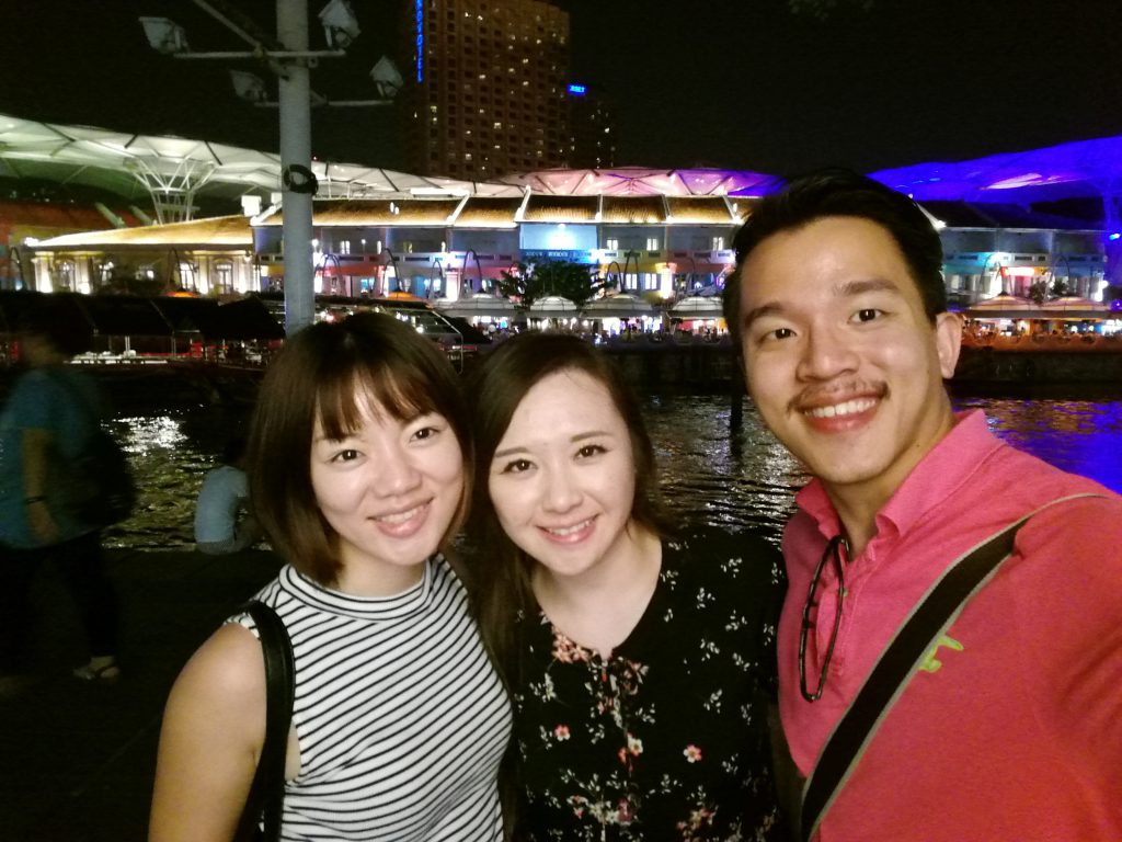 Clydea in Singapore
