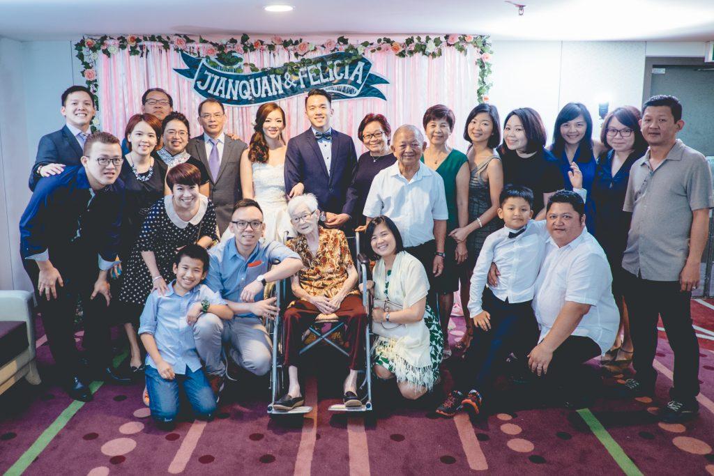 Ong mum family