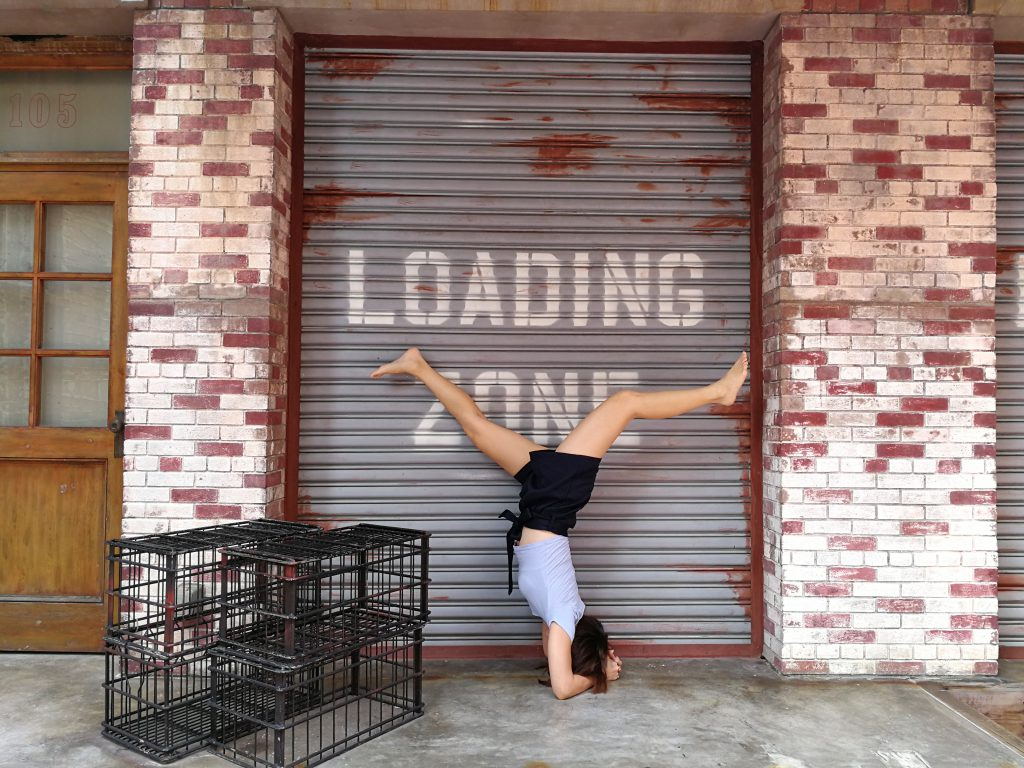Yoga in Uss