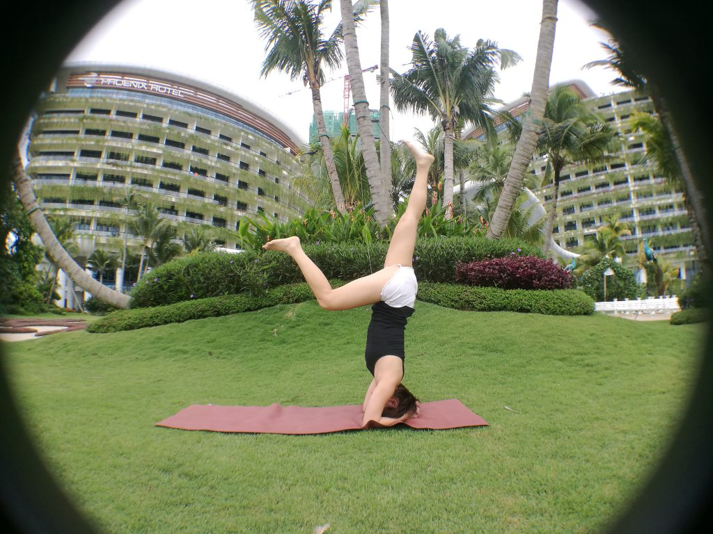 Yoga In Forest City